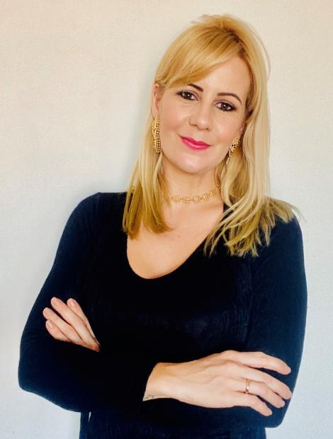 Gerente da Filial Goiás da Sompo Seguros, Nayana Flores Silva