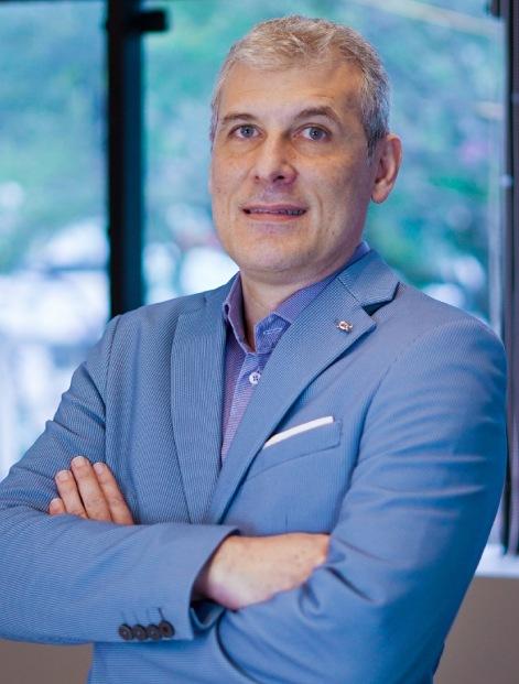 Diretor Comercial da Suhai Seguros, Robson Tricarico