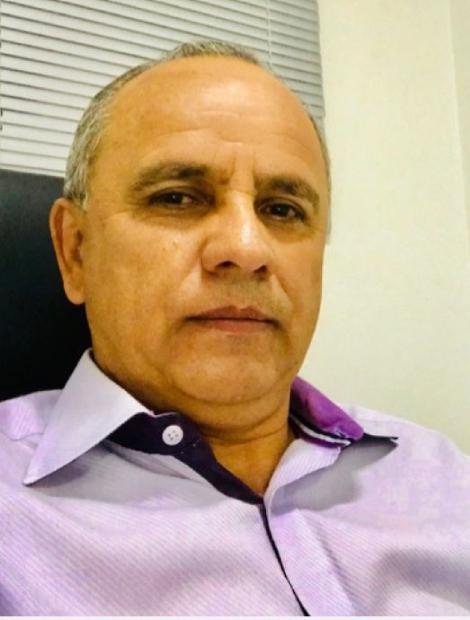 Isaias Fernandes de Paula, proprietário da Mais Vida Corretora de Seguros