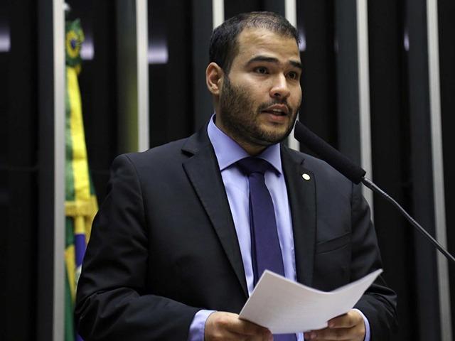 Deputado Lucas Vergilio (Solidariedade-GO) - Foto:  Cleia Viana/Câmara dos Deputados